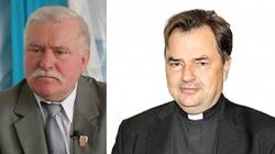 Wałęsa wpada w furię za słowa prawdy o stanie wojennym i grozi ks. Bortkiewiczowi! - miniaturka