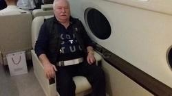Wstyd! Koszulka Wałęsy ''bohaterką'' amerykańskiej agencji - miniaturka