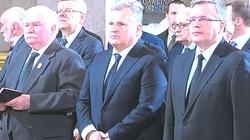 Cenckiewicz o apelu autorytetów III RP: Czterech agentów SB i patron WSI - miniaturka