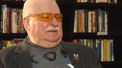 Wałęsa odleciał! 61 procent poparcia? - miniaturka