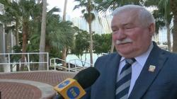 Wałęsa z pogardą o kolegach z Solidarności - miniaturka