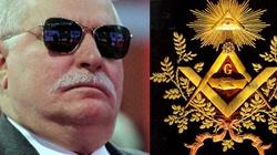 No i wszystko jasne. Lech Wałęsa wstąpił do masonów - Rotary Club? - miniaturka