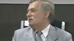 Dr M.Ciesielczyk: Wałęsa jesteś zdrajcą!!! - miniaturka