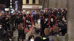 Czy niemiecka Antifa biła ludzi w Warszawie? Są uzasadnione podejrzenia [Wideo] - miniaturka
