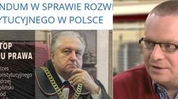 Łukasz Warzecha dla Fronda.pl: Petycja o likwidacji Trybunału Konstytucyjnego to nadmierne emocje. TK jest potrzebny, ale trzeba ograniczyć jego rolę - miniaturka