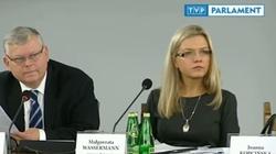 Wassermann: Będzie zawiadomienie do prokuratury ws Amber Gold - miniaturka