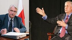 Szef MSZ rozmawiał z sekretarzem stanu USA, Rexem TIllersonem - miniaturka