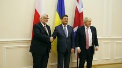 Polska aktywna na Ukrainie - po wizycie Waszczykowskiego - miniaturka