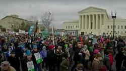 Marsz dla życia na żywo Washington DC - miniaturka
