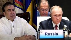 Saakaszwili: Kiedy Putin ,,odejdzie'', w Rosji zapanuje chaos - miniaturka