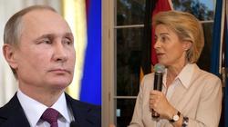 Von der Leyen: Nord Stream 2 to projekt polityczny - miniaturka