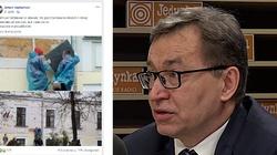 W Rosji zdjęto tablicę poświęconą ofiarom Katynia. Szef IPN: To powrót do narracji komunistycznej, stalinowskiej - miniaturka