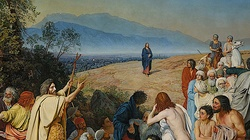,,Oto Baranek Boży, który gładzi grzech świata'' - miniaturka