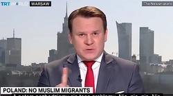 Dominik Tarczyński w tureckiej TV: Żaden nielegalny imigrant nie przyjedzie do Polski - miniaturka