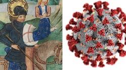 Dziś wspominamy św. Jerzego, orędownika w czasach epidemii - miniaturka