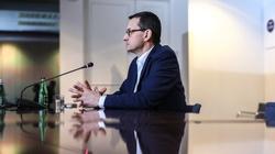 Pandemia koronawirusa. Premier Morawiecki: W porę założyliśmy ,,pasy bezpieczeństwa'' - miniaturka
