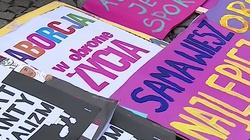 Feministki na Dzień Kobiet: ,,Łączy nas aborcja''; ,,Wolność, równość, aborcja na żądanie'' - miniaturka