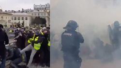 Kolejne zamieszki we Francji. Ogień przed ambasadami!!! - miniaturka