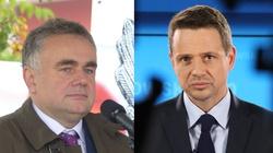 Trzaskowski zignorował rocznicę Bitwy Warszawskiej. Sakiewicz: To człowiek sowiecki - miniaturka