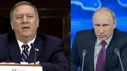 Mike Pompeo: USA postrzegają Rosję jako ,,poważne zagrożenie'' - miniaturka