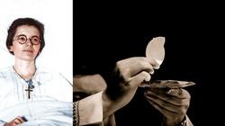 Przez 50 lat żywiła się tylko Ciałem Pana. Cud Eucharystii w życiu Marty Robin - miniaturka