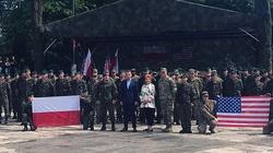 Georgette Mosbacher: Polska i USA gwarantują pokój w Europie - miniaturka