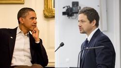 Komedia! Trzaskowski chwali się rozmową z Obamą. Internauci pękają ze śmiechu: Były prezydent z niedoszłym - miniaturka