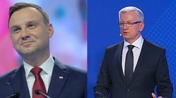 Sondaż zaufania: Prezydent Andrzej Duda liderem, Jaśkowiaka i Grodzkiego mało kto zna - miniaturka