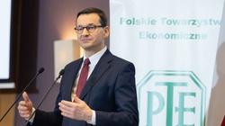 Premier Mateusz Morawiecki: Polska powoli wychodzi z pułapki średniego rozwoju - miniaturka
