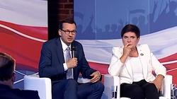 Premier Morawiecki stanął w obronie Beaty Szydło i jej syna. ,,Rodzina jest i pozostanie w Polsce świętością'' - miniaturka