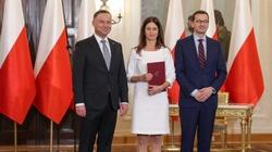 Danuta Dmowska-Andrzejuk nową minister sportu - miniaturka