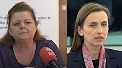 Renata Beger: Niech Pan Bóg broni cały świat od takich osób, jak pani Spurek! - miniaturka