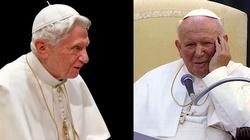 Benedykt XVI napisał specjalny list z okazji 100. rocznicy urodzin św. Jana Pawła II - miniaturka