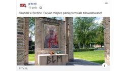 BLM zarzewiem rewolucji? Sprofanowano mozaikę Czarnej Madonny w Holandii!!! - miniaturka