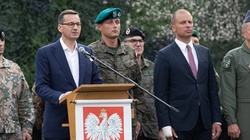 Premier Morawiecki: Gen polskiej wolności trwa i jest dla nas fundamentem suwerennej Rzeczypospolitej - miniaturka