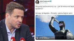 Trzaskowski opublikował spot. Szykuje się do startu w wyborach? - miniaturka