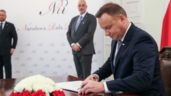 Prezydencki projekt ustawy o Narodowej Strategii Onkologicznej podpisany - miniaturka