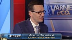 Premier Morawiecki w Fox News: Polska staje się Doliną Krzemową Unii Europejskiej - miniaturka