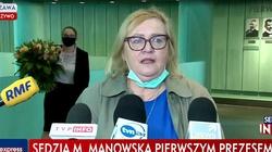 Małgorzata Manowska: Sąd Najwyższy będzie ostoją niezależności i niezawisłości sądownictwa - miniaturka