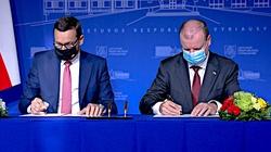 Premier Morawiecki na Litwie. Podpisano ważną deklarację - miniaturka