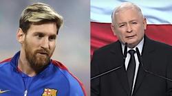 Lisowi chyba coś nie wyszło. Kaczyński jak... Messi! - miniaturka