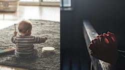 O czym powinni pamiętać rodzice modlący się za dzieci - miniaturka