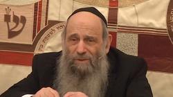 Rabin: Nie mieszamy się z gojami,bo odbierają nam świętość - miniaturka