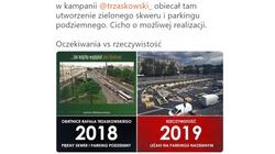 Sebastian Kaleta: Betonowa plaża Trzaskowskiego za 1 mln złotych. Można odetchnąć spalinową bryzą! - miniaturka