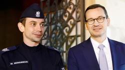 M. Morawiecki spotkał się z... M. Morawieckim. ,,Mandatu nie było'' - miniaturka