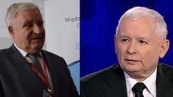 Mocne słowa prezesa PiS o teczce Kujdy. ,,Ta informacja spadła na mnie jak grom z jasnego nieba'' - miniaturka