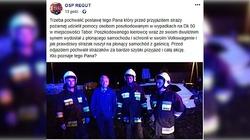 Bohaterski Biedroń uratował chłopca z płonącego samochodu? ,,Czysta propaganda'' - miniaturka