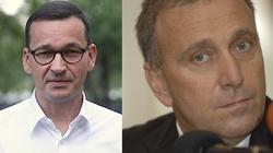 Premier Morawiecki: Schetyna zrezygnował z rywalizacji z prezesem Kaczyńskim - miniaturka