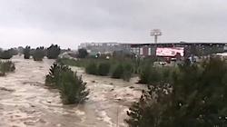 Dramatyczna powódź na południu Francji! Woda porywała domy - miniaturka