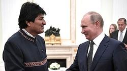 Boliwia bliżej Rosji. Kreml umacnia się w Ameryce Łacińskiej - miniaturka